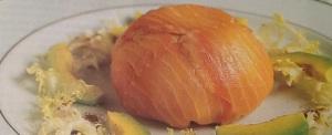 Cupola di salmone