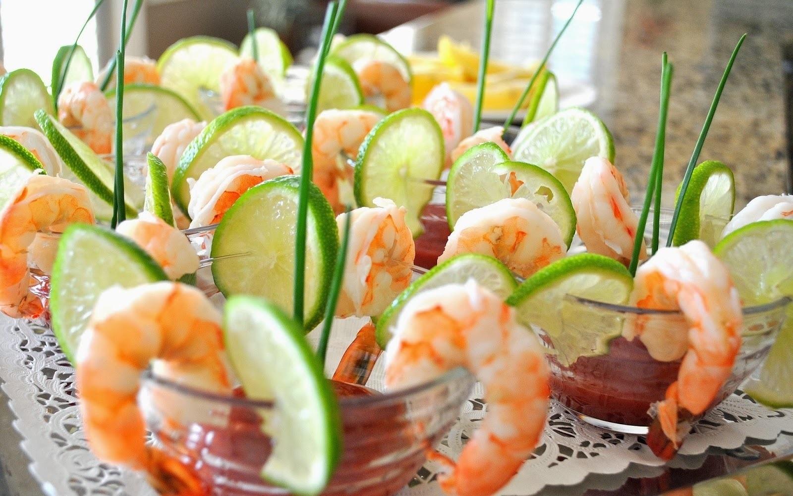 Cocktail di gamberi con salsa vodka e lime   Silva Avanzi Rigobello
