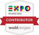 Silva Avanzi Rigobello partecipa al progetto World Recipes di Expo